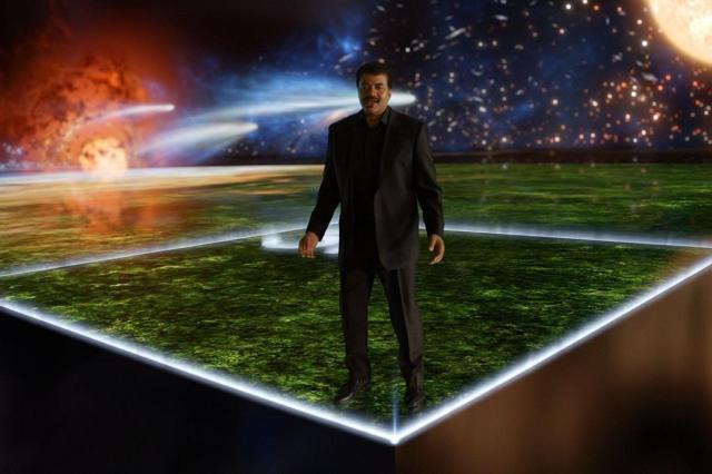 Repaginada, série 'Cosmos' volta à TV Divulgação/NatGeo