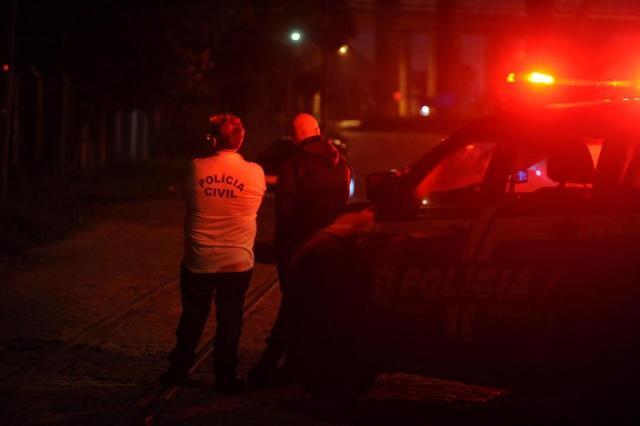 Casal é encontrado morto no centro de Porto Alegre Diogo Zanatta/Especial
