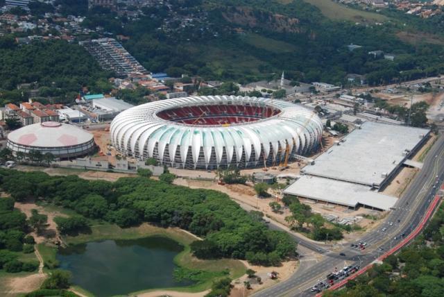 Votação que coloca em xeque a Copa em Porto Alegre ocorrerá nesta terça-feira Divulgação/