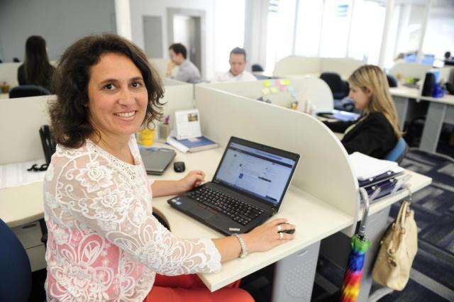 Facebook da firma é a novidade nas empresas brasileiras Félix Zucco/Agencia RBS