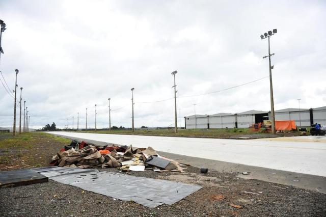 Licitação das arquibancadas fixas no Porto Seco deve ser lançada no primeiro semestre Lívia Stumpf/Agencia RBS