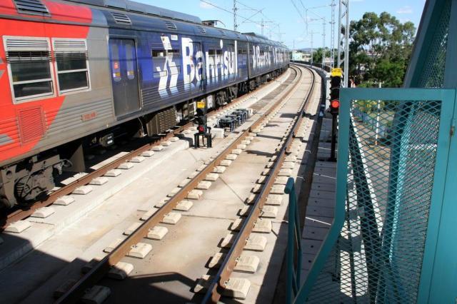 Família não acredita que idoso atropelado por trem tenha cometido suicídio Charles Dias/Especial