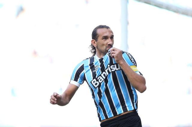 Com três de Barcos, Grêmio bate o Juventude e garante vaga nas semifinais do Gauchão Ricardo Duarte/Agencia RBS