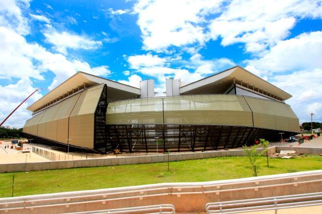 Arena Pantanal recebe última inspeção sem metade das cadeiras instaladas Edson Rodrigues/Divulgação/