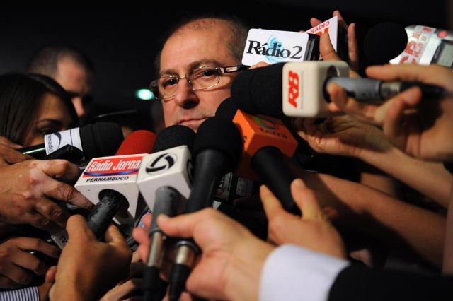 Ministro revela tensão com atraso na comunicação dos estádios Antônio Cruz/ABR