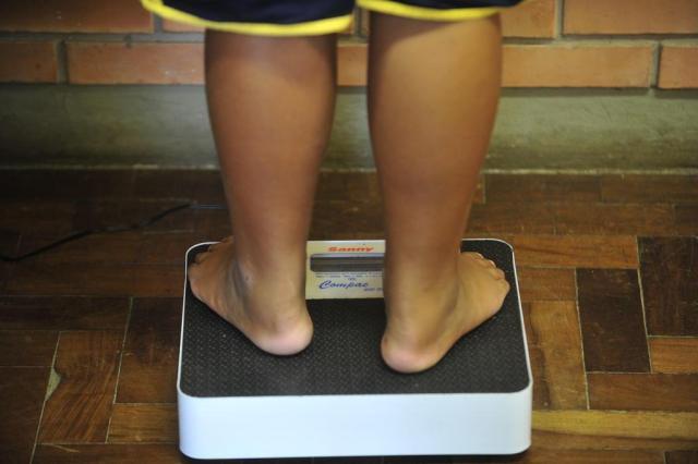 Exame de sangue pode detectar chance de crianças se tornarem obesas, dizem cientistas Diego Vara/Agencia RBS