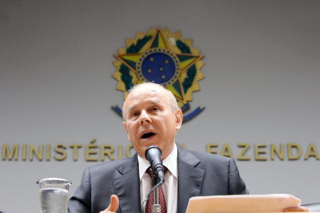 Mantega se torna o ministro da Fazenda mais longevo sem interrupções Evaristo Sa,AFP/AFP