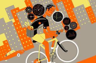 Rastreadores de atividade física identificam grau de movimento e sedentarismo Otto Steininge/The New York Times