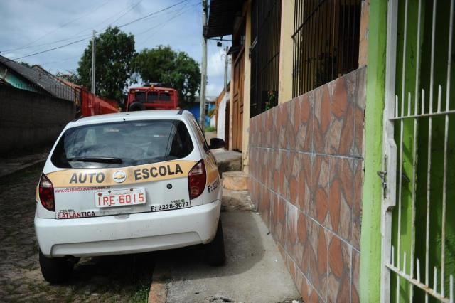 Sindicato defende suspensão de aulas práticas de direção à noite Félix Zucco/Agencia RBS