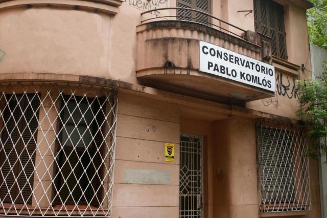Ospa arrecada dinheiro para reforma da escola de música Pedro Belo Garcia/Divulgação