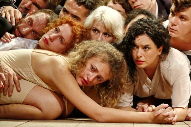 """""""P-U-N-C-H"""", do compositor gaúcho Christian Benvenuti, desafia as convenções da ópera Adriana Franciosi/Agencia RBS"""
