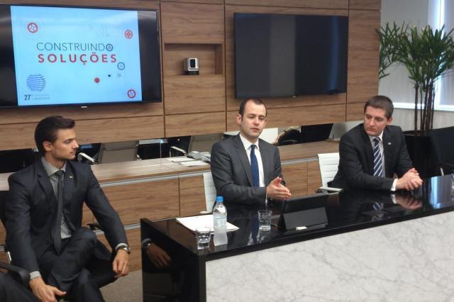 Aécio Neves e ex-primeiro-ministro da Irlanda estão entre os palestrantes do 27º Fórum da Liberdade  Vagner Benites/Agência RBS