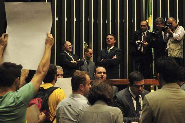Forças Armadas anunciam sindicâncias para investigar tortura  Antonio Cruz/Agência Brasil