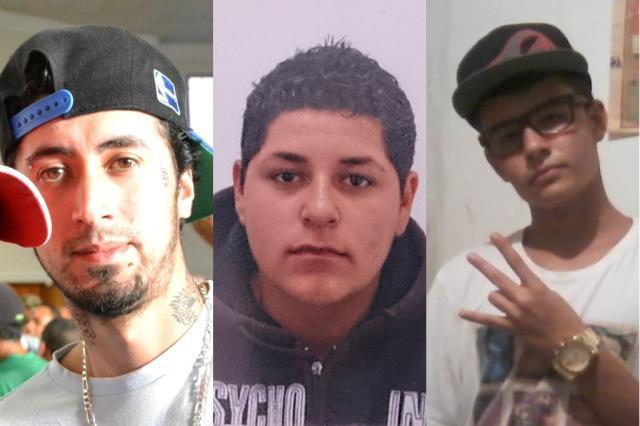 Polícia e comunidade tentam entender execução de três jovens na Zona Sul de Porto Alegre Reprodução/Arquivo pessoal
