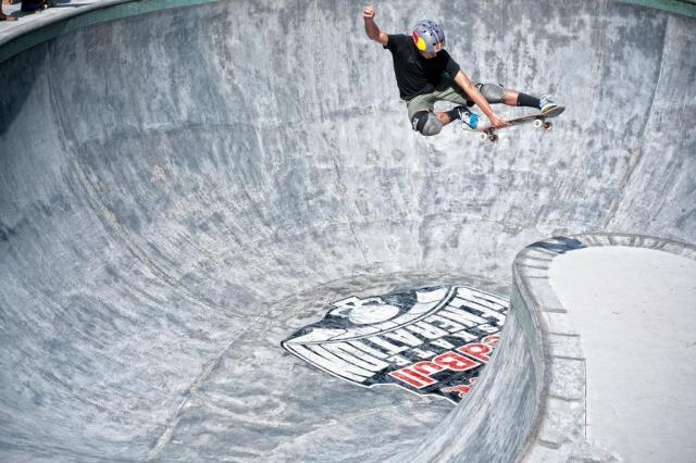 Red Bull Skate Generation promove novo duelo entre Pedro Barros e Alex Sorgente  Helge Tscharn/Red Bull Content Pool