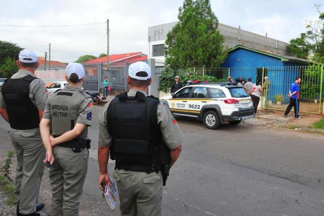 Santa Maria chega a 25 assassinatos, e autoridades apontam as mesmas soluções de sempre  Claudio Vaz/Agencia RBS