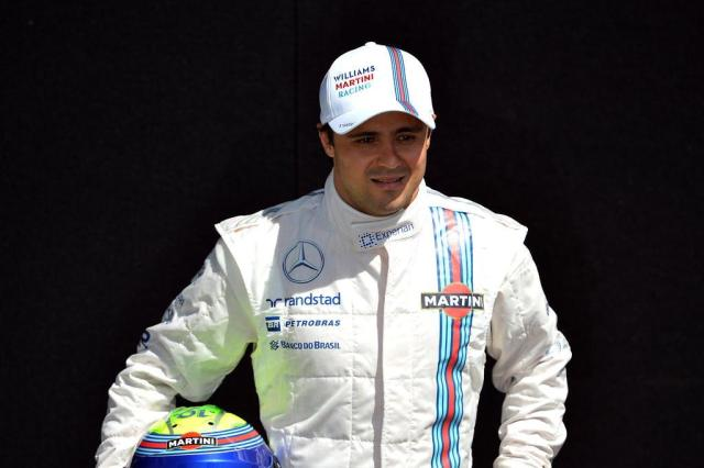 No Bahrein, onde já venceu 2 vezes, Felipe Massa espera corrida diferente Saeed Khan/AFP