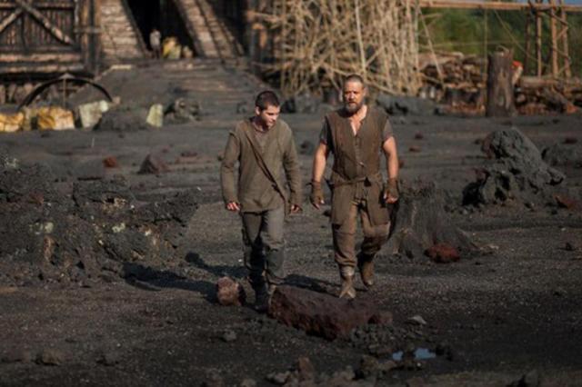Confira entrevista com Russell Crowe, o protagonista de 'Noé' PARAMOUNT PICTURES/Divulgação
