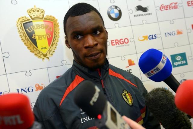Artilheiro da Bélgica sofre lesão grave e ficará de fora da Copa do Mundo DIRK WAEM/BELGA/AFP