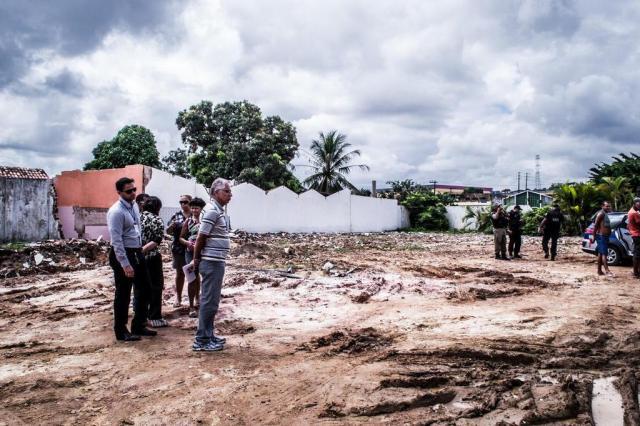 Obras da Copa avançam em Recife, mas população sofre com desapropriações João Velozo/Divulgação
