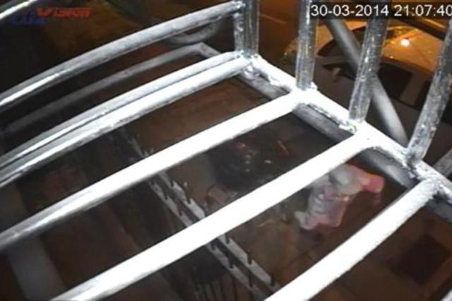 Polícia divulga imagens do suspeito de esquartejamento em Porto Alegre Reprodução/Polícia Civil