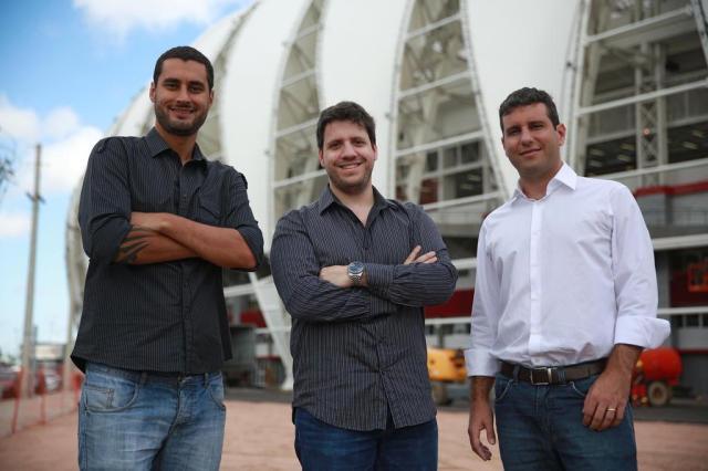 Arquitetos colorados contam como o acaso influenciou a idealização do novo Beira-Rio Diego Vara/Agencia RBS