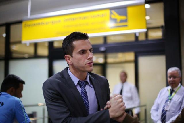 """Marcelo Grohe ressalta busca por pontos na Libertadores: """"Trazer o jogo de volta para casa sempre é importante"""" Guilherme Santos/Especial"""