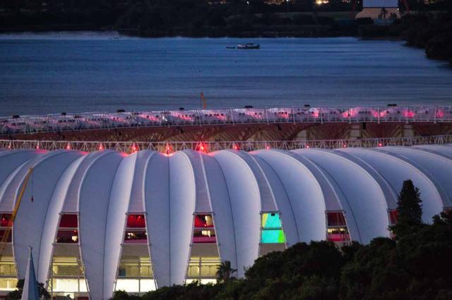 Veja como chegar ao Beira-Rio e os detalhes sobre o final de semana de reinauguração Omar Freitas/