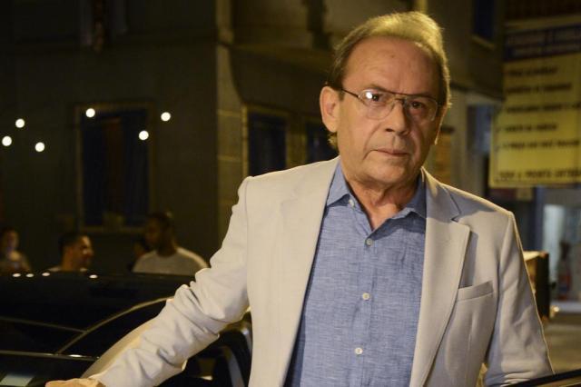 Vítima de infarto, José Wilker morre no Rio de Janeiro Raphael Dias/TV Globo/Divulgação