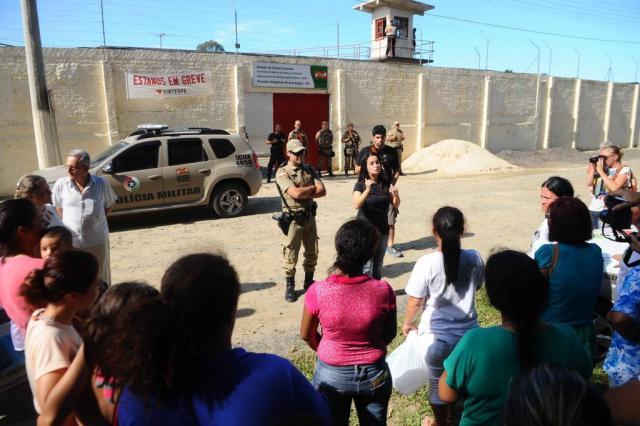 Princípio de rebelião é contido em presídio de Araranguá neste domingo Caio Marcelo/Agencia RBS