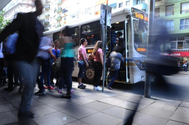 Nova tarifa do transporte público de Porto Alegre será enviada ao Comtu até segunda-feira Félix Zucco/Agencia RBS