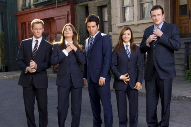 Box de How I Met Your Mother trará final alternativo Cliff Lipson / CBS/Divulgação