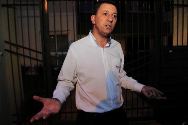 Vice-prefeito Antonio Feldmann passa a terça em Porto Alegre para agilizar defesa Porthus Junior/Agencia RBS