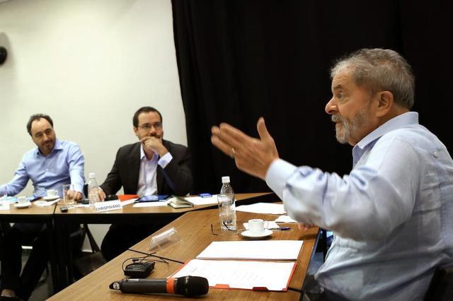 Lula critica oposição por querer CPI da Petrobras perto das eleições Ricardo Stuckert/Instituto Lula,Divulgação