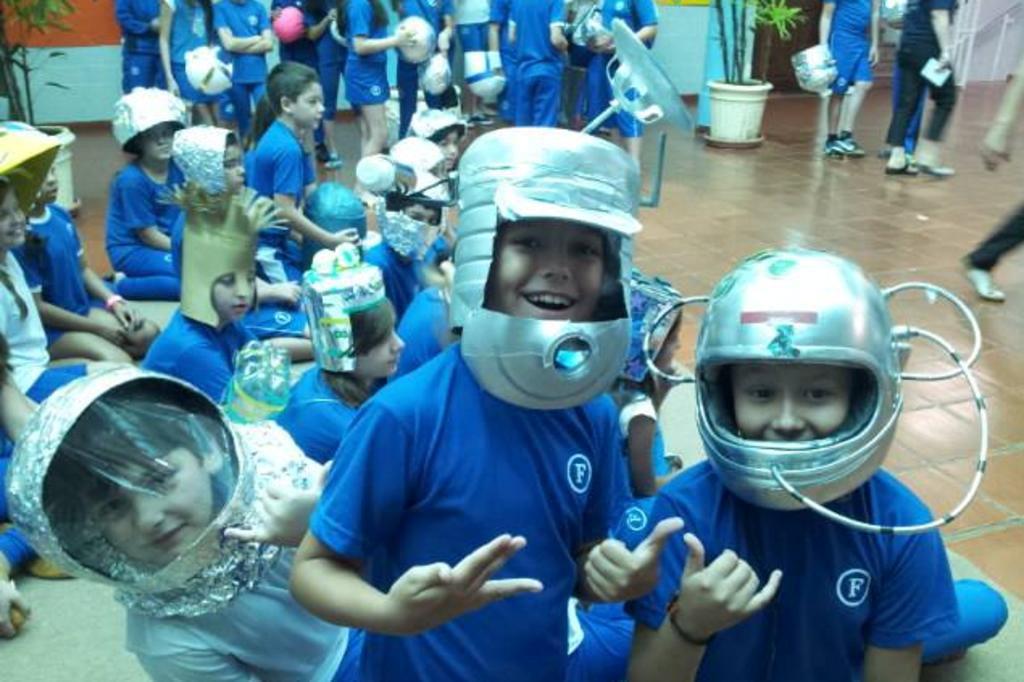 Astronautas mirins vão lançar foguete em Santa Maria Hernán Mostajo/Divulgação