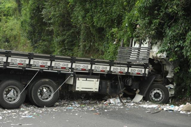 Motorista ferido em acidente na ERS-122, em Flores da Cunha, não corre risco de morte Diogo Sallaberry/Agencia RBS