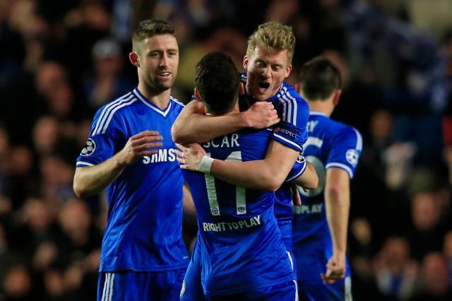 Chelsea elimina PSG com gol no fim e avança às semifinais Adrian Dennis, AFP/