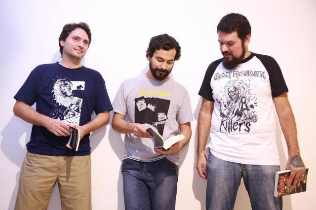 3ª Odisseia de Literatura Fantástica começa nesta sexta em Porto Alegre Léo Cardoso/Agencia RBS