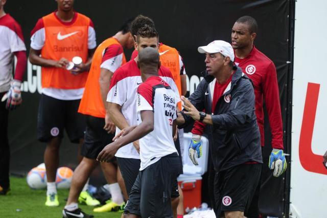 Relembre outras brigas no grupo do Inter Ronaldo Bernardi/Agencia RBS