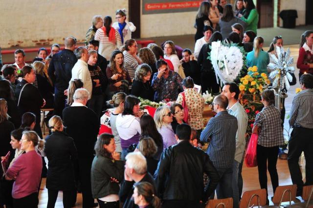 Três Passos está de luto e indignada pela morte de Bernardo Boldrini Carlos Macedo/Agencia RBS