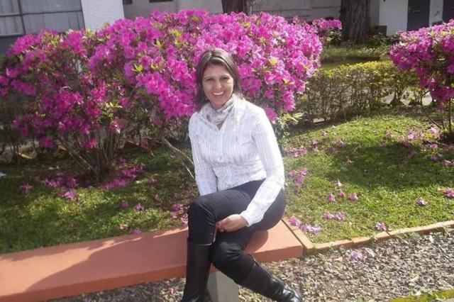 Mulher suspeita de colaborar com o casal na morte de Bernardo é assistente social Arquivo Pessoal/Arquivo Pessoal