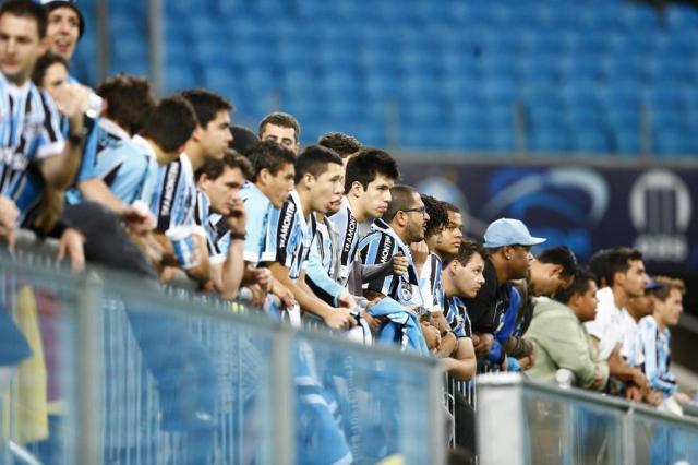 Luiz Zini Pires: Grêmio enfrentará San Lorenzo com torcida Ricardo Duarte/Agencia RBS