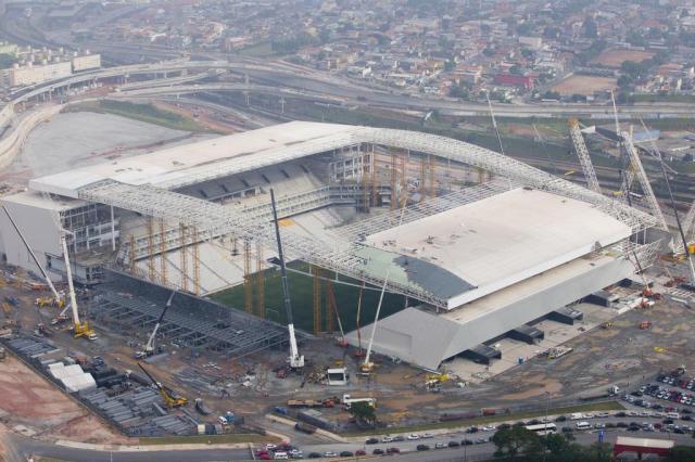 Copa deve custar R$ 1,1 bilhão em benefícios fiscais, diz TCU Mauricio Simonetti/Divulgação/Portal da Copa