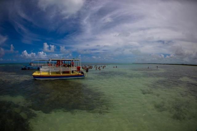Maceió, em Alagoas, tem praias com águas quentes e cristalinas Marcelo Oliveira/Agencia RBS