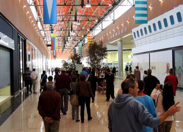 Primeiro shopping center de Rio Grande abre as portas nesta quarta-feira Divulgação/