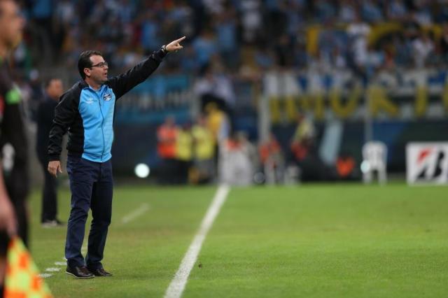 """""""Assumo a responsabilidade"""", diz Enderson após eliminação Diego Vara/Agencia RBS"""