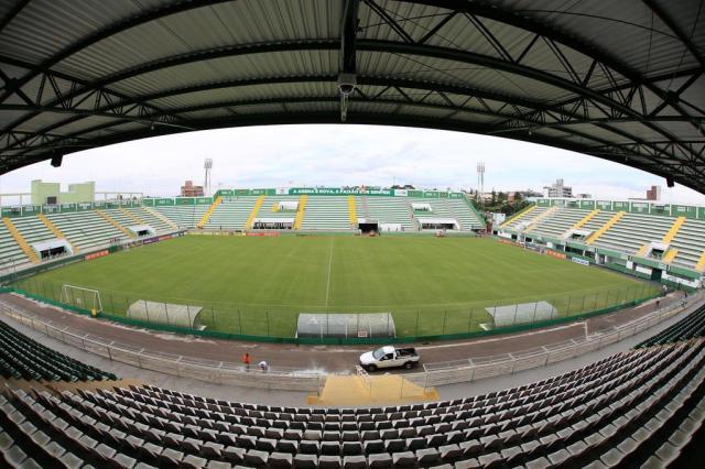 Iniciada venda de ingressos para Chapecoense e Flamengo Márcio Cunha/Especial