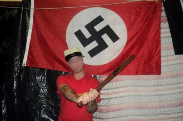 Ameaça do neonazismo persiste no Rio Grande do Sul  Polícia Civil/ Reprodução