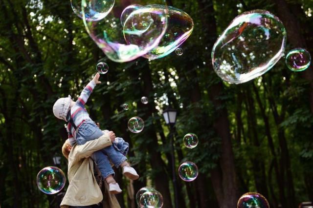 Autismo têm causas genéticas e ambientais na mesma proporção, aponta estudo SERGEI SUPINSKY/AFP