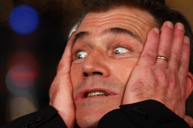 Mel Gibson se livra de acusação por agressão contra ex-mulher Ver Descrição/Ver Descrição